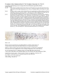 WD 173b-174: Quedekepe (transcript + image)