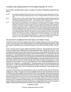 WD 173b-174: Quedekepe (transcript only)
