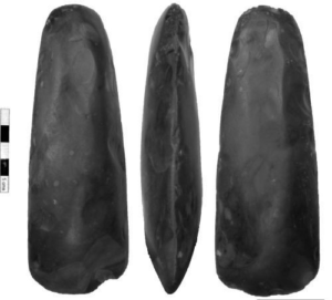 (2011) NMS-4C43C4: A NEOLITHIC AXEHEAD Web page available at: https://finds.org.uk/database/artefacts/record/id/460934 [Accessed: 17 Aug 2017 16:43:20] reproduced under a CC BY attribution licence https://creativecommons.org/licenses/by/2.0/