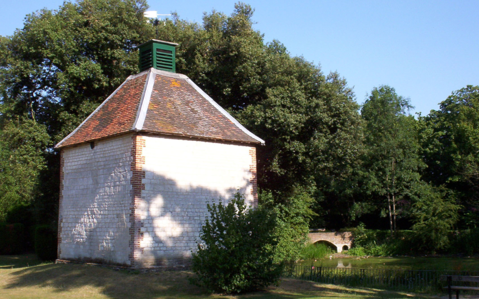 The Dovecote and Pond, The Canons, Madeira Road, Mitcham CR4