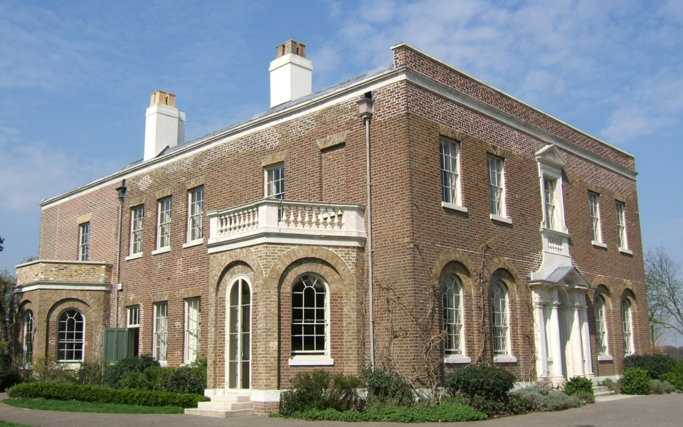 L.B. Merton Registry Office, Morden Park