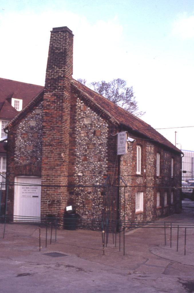 The Colour House, Merton Abbey Mills, Merton, London SW 19.