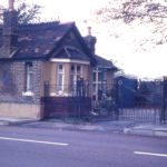 The Canons lodge, The Canons, Madeira Road, Mitcham, Surrey CR4. Probably dates from around 1870.