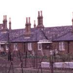 Rear of Tate Almshouses, 16-30 Cricket Green, Mitcham, Surrey CR4.
