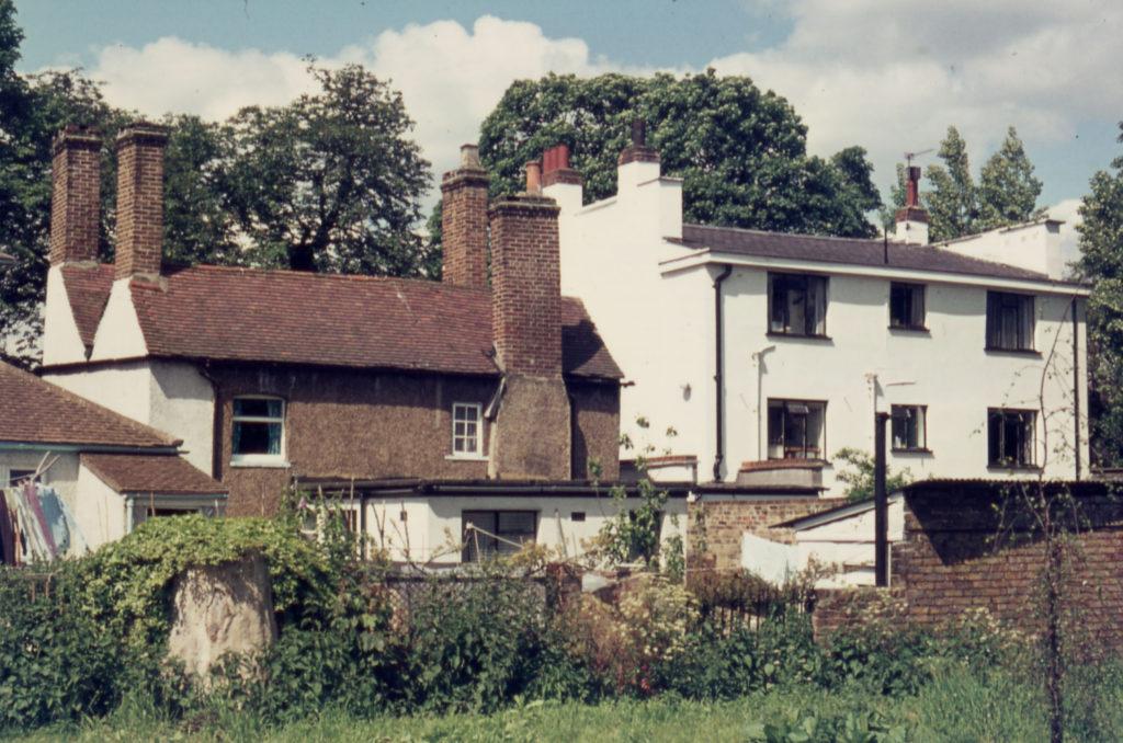 7 & 9 Cricket Green (Rear), Mitcham, Surrey CR4.
