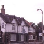 10 Cricket Green, Mitcham, Surrey CR4. Former school house. built 1837.