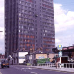 Apex (or Lyon) Tower, High Street, Colliers Wood, London SW19. Built 1966/7.
