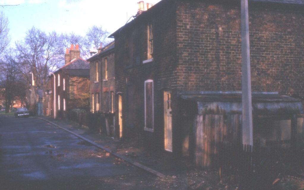 1&2 Jubilee Cottages, Nursery Road, Mitcham, Surrey CR4.