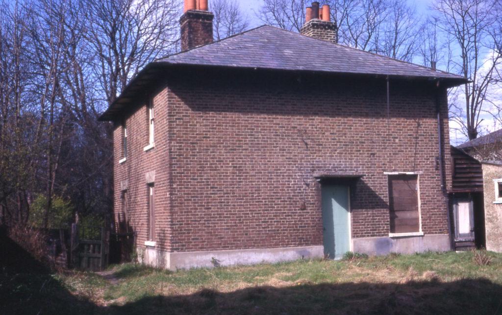 1&2 Nursery Cottages, Nursery Road, Mitcham, Surrey CR4.