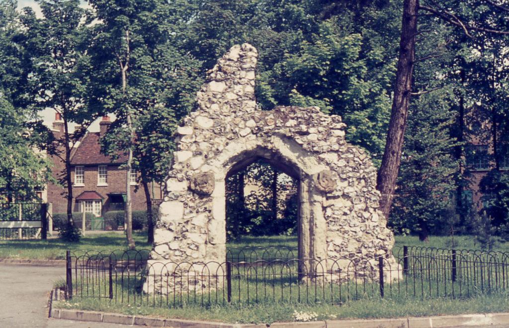Hall Place - Archway, Lower Green West, Mitcham, Surrey CR4.