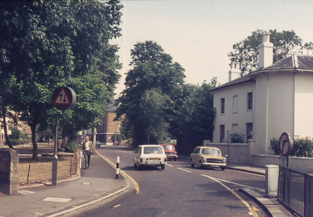 London Road, Mitcham, Surrey CR4.