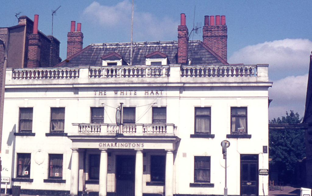 The White Hart, 350 London Road, Mitcham, Surrey CR4.