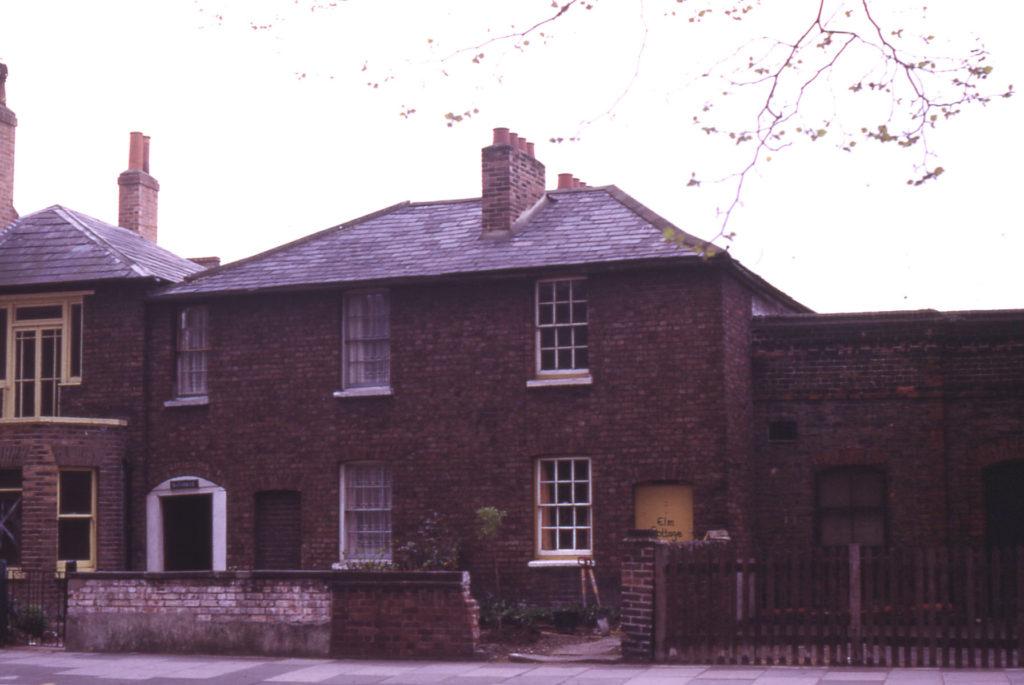 Elm Cottage, Ivy Cottage & Kingdene, Lower Green West, Mitcham, Surrey CR4.