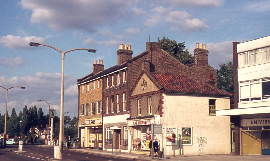 317-321 London Road, Mitcham, Surrey CR4.
