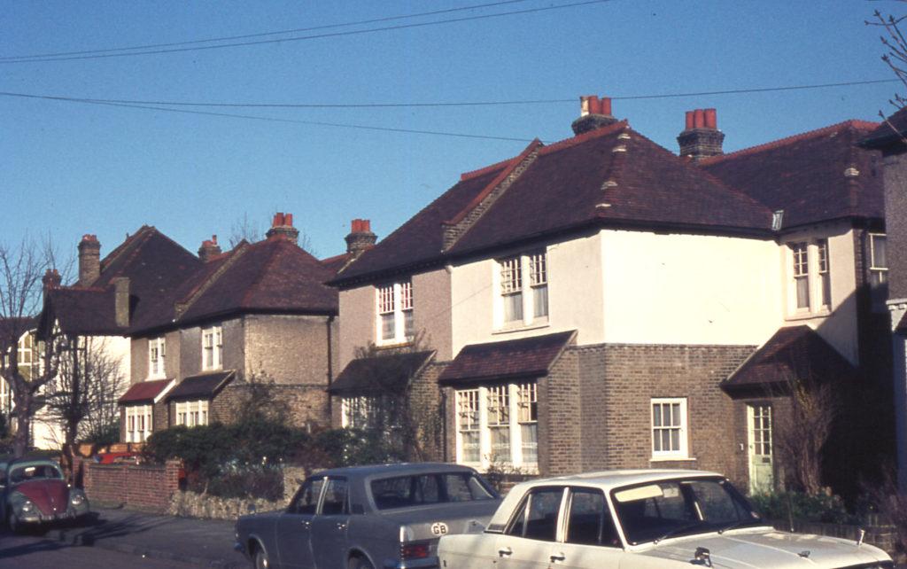 Mitcham Park, Mitcham, Surrey CR4.