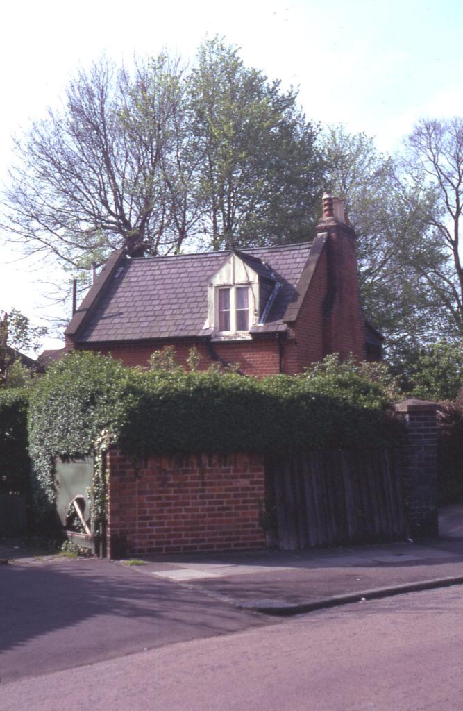 East Lodge, Mitcham Hall, Mitcham Park, Mitcham, Surrey CR4.
