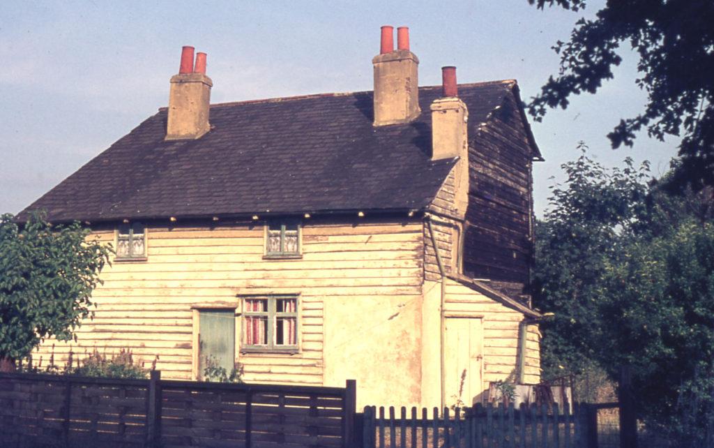 Rose Nursery, Tramway Path, Mitcham, Surrey CR4.