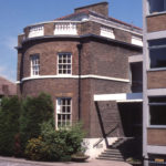 Rear of Wandle House, 10 Riverside Drive, Mitcham, Surrey CR4.