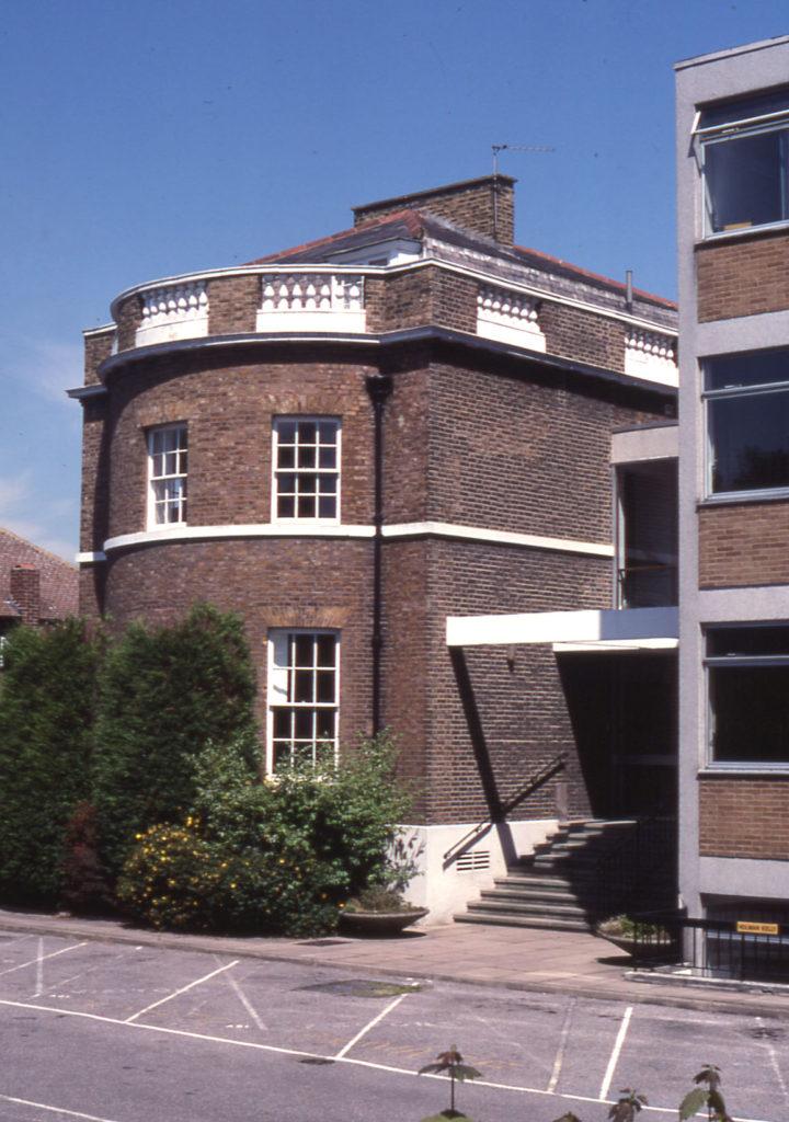 Rear of Wandle House, 10 Riverside Drive, Mitcham, Surrey CR4.