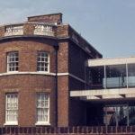 Rear of Wandle House, Riverside Drive, Mitcham, Surrey CR4.
