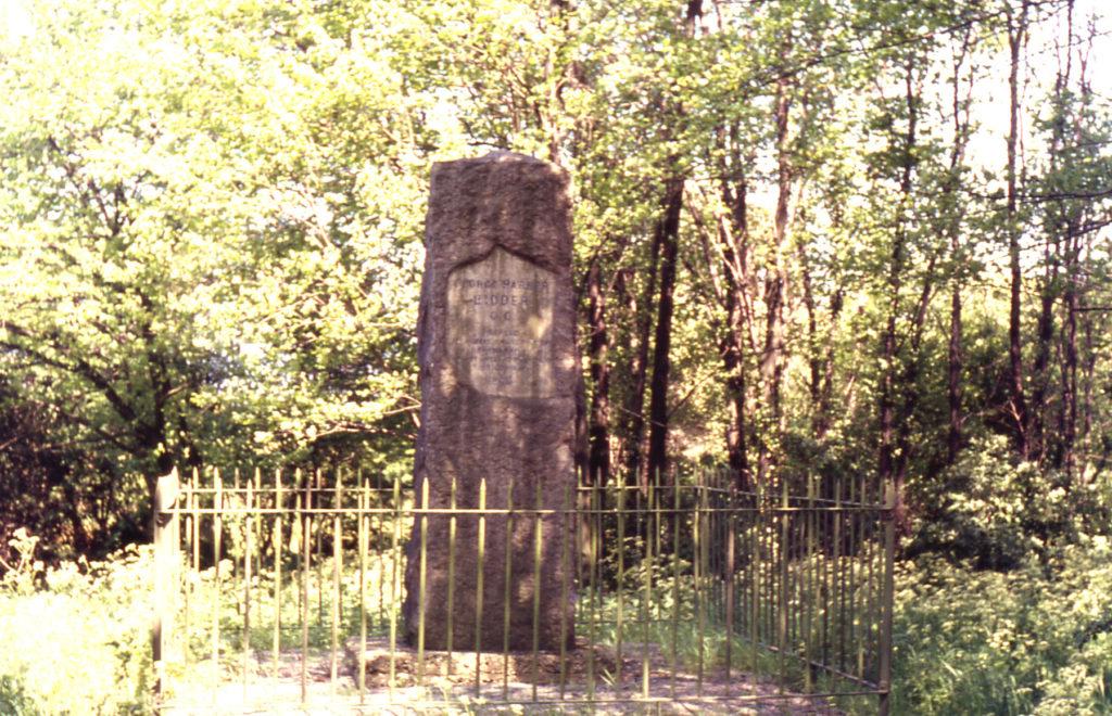 Bidder Memorial, Mitcham Common, Mitcham, Surrey CR4.