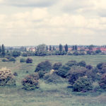 Mitcham Common, Mitcham, Surrey CR4. From Wingate Crescent.