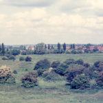 Mitcham Common, Mitcham, Surrey CR4. From Wingate Crescent.