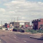 Beddington Lane, Mitcham Common, Mitcham, Surrey CR4. Site of Iles