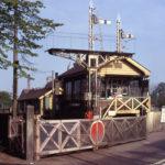 Beddington Lane Halt, Mitcham Common, Mitcham, Surrey CR4. From Golf Club.