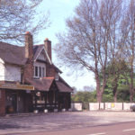 The Ravensbury Arms, Croydin Road, Mitcham Common, Mitcham, Surrey CR4.