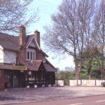The Ravensbury Arms, Croydin Road, Mitcham Common, Mitcham, Surrey CR4.