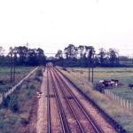 Beddington Sewage Farm, Mitcham Common, Mitcham, Surrey CR4. From One Mile Road.