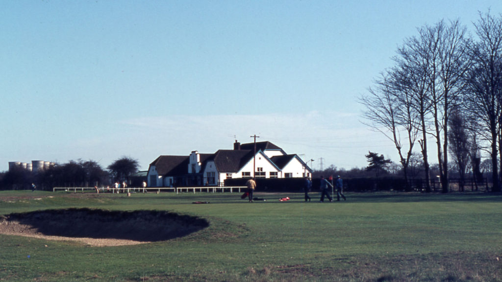 The Golf Club House on Mitcham Common, Mitcham, Surrey CR4.