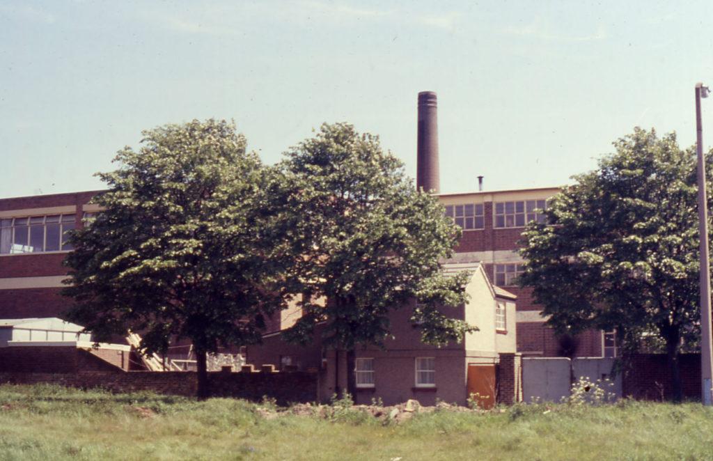 Workhouse infirmary, Windmill Road, Mitcham Common, Mitcham, Surrey CR4.