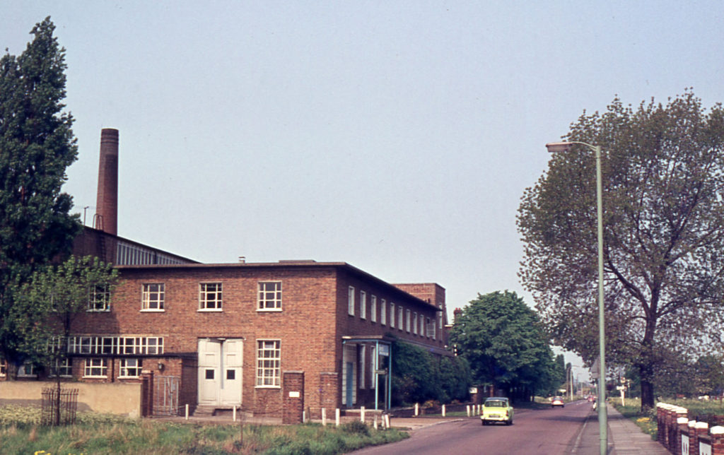 Former Tower Creameries, 2-10 Commonside East, Mitcham Common, Mitcham, Surrey CR4.