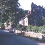 84-94 Phipps Bridge Road, showing folly, Mitcham, Surrey CR4.