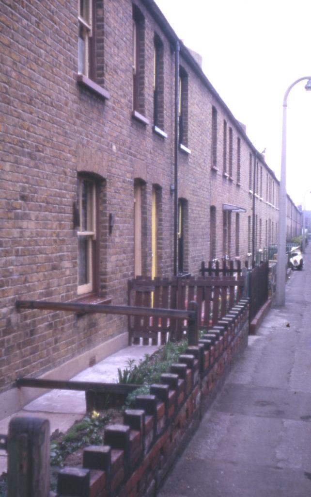 Phipps Terrace, Church Road, London SW19.