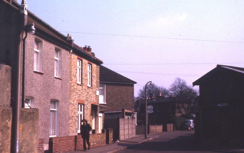 Belgrave Walk, Mitcham, Surrey CR4.