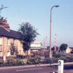 2-8 Tamworth Lane & Eastfields crossing, Mitcham, Surrey CR4.
