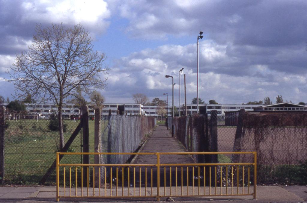 Former Pains Lane, Eastfields, Mitcham, Surrey CR4.