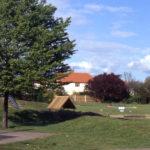 Bolstead Park, Mitcham, Surrey CR4. Land donated by Elizabeth Mizen.