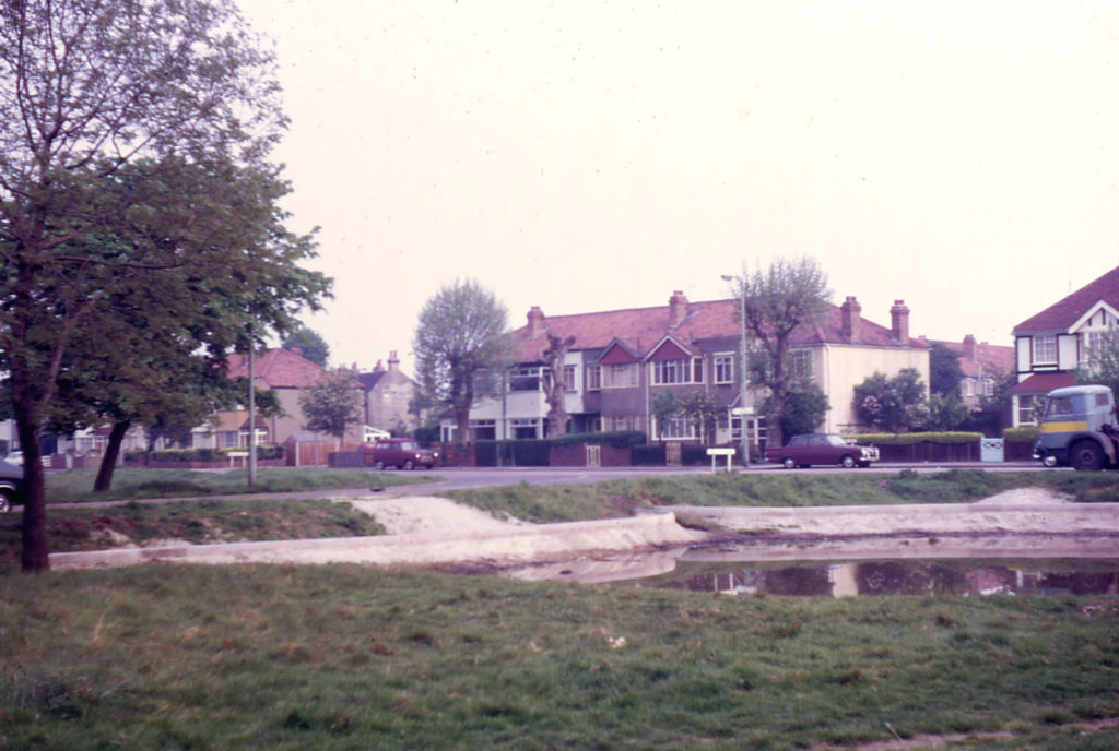 Arthur's Pond, Commonside East, Mitcham, Surrey CR4.