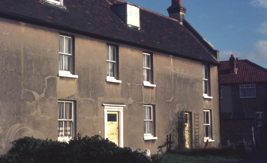Farm cottages 443-7 Commonside East, Mitcham, Surrey CR4.
