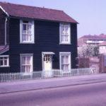 30 Tamworth Lane, Mitcham, Surrey CR4. 19th century. Demolished in the 1970s.