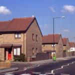 Junction of Acacia Road and Tamworth Lane, Mitcham, Surrey CR4.