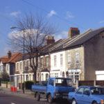 Willow Terrace, Manor Road, Mitcham, Surrey CR4.