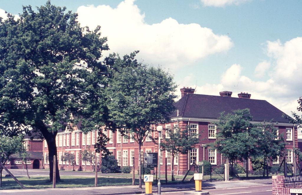 Oak by Rowan School, Rowan Road, London SW16.