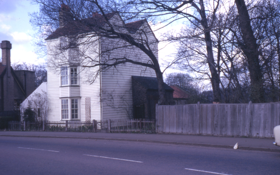 White Cottage, Morden Road, Mitcham, Surrey CR4.