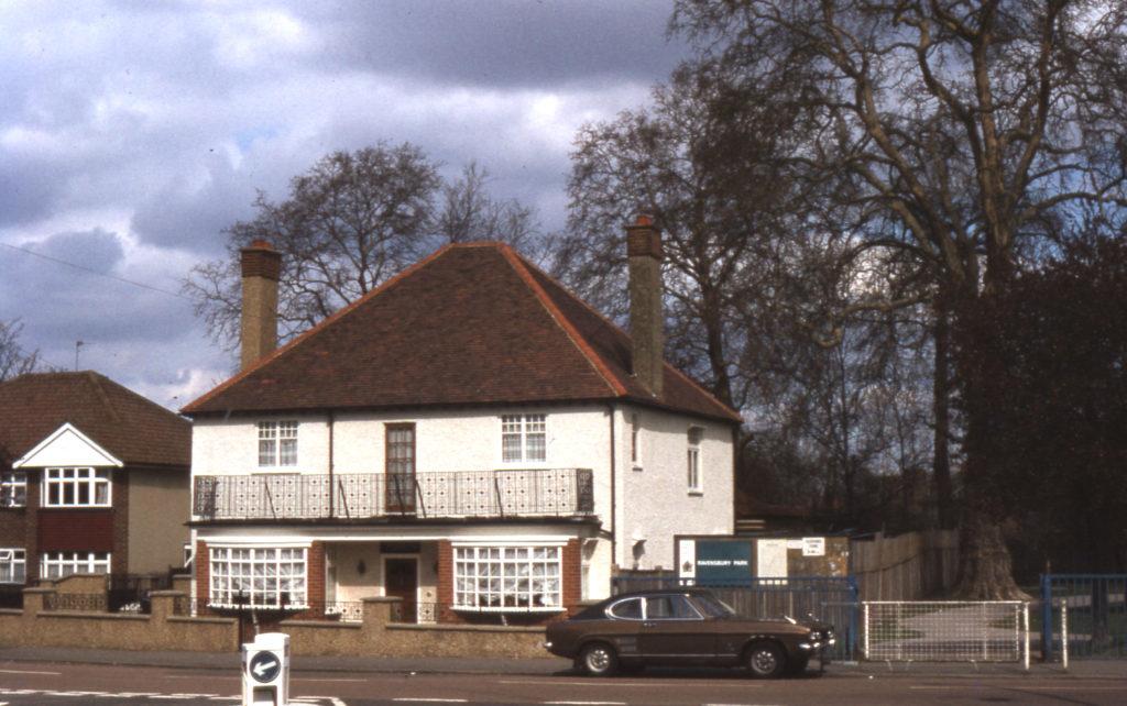 Ravensbury Farmhouse, Wandle Road, Morden, Surrey SM4.