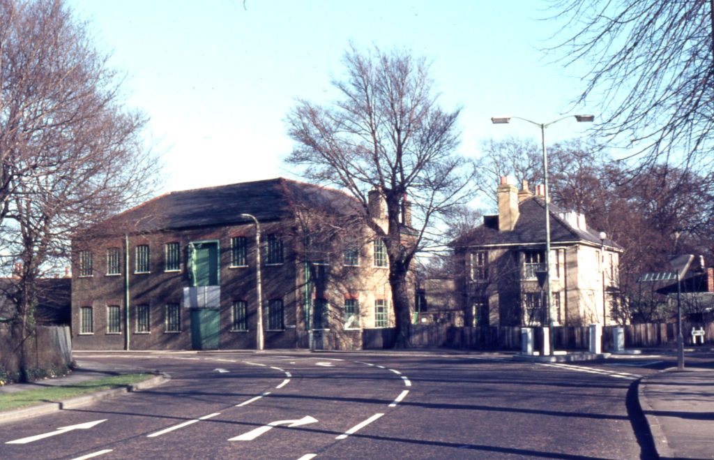 Ravensbury Mill (Front), Morden Road, Morden, Surrey SM4.